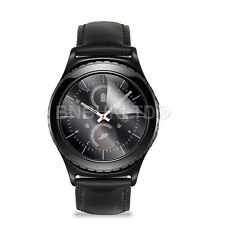 2 X Invisible Protector de Pantalla LCD Escudo Militar para Samsung Gear S2 Clásico