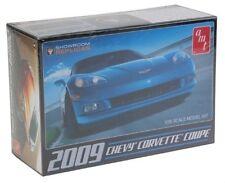 Modèle De Voiture 2009 kit Chevrolet Corvette Coupé 1/25 AMT/CPP par AMT ERTL