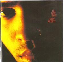CD-Lenny Kravitz-Let Love Rule-a5416