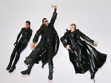 McFarlane  The Matrix  Neo & Trinity  Toy Figure Spares Bundle