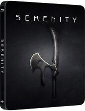 Serenity Limited Edition Steelbook Blu Ray / Pre-Order !!!