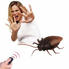 Fake Cockroach Infrared RC Mock Toy Prank Insects Joke Scary Trick Bugs US Stock