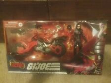G.i. joe classified series baroness with c.o.i.l. NIB