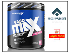Performax Labs VasoMax (20 Servings) Stimulant Free Pre-Workout - Pump Focus