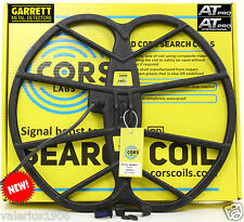 "New CORS GIANT 15""x17"" DD search coil for Garrett AT PRO + coil cover + fix bolt"