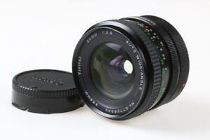 VIVITAR Auto Wide-Angle 24mm f/2,8 für Canon FD - SNr: 37728332