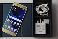 Samsung Galaxy S7 SM-G930F 32GB Gold (Unlocked) EXCELLENT CONDITION, GRADE A 982