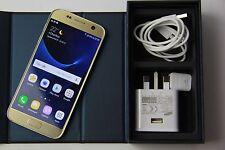 Samsung Galaxy S7 G930FD 32 GB 4G Dual Sim Desbloqueado de fábrica Dorado ** GRADO A ** 642