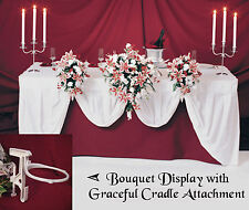 1 GC Table Display A  Wedding Flowers Bridal Bouquet Holder Decorating Tool