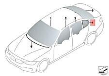 For BMW Genuine Side Window Vent Rear Left 51357269553