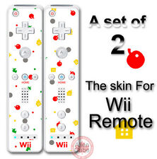 Animal Crossing New Leaf Skin Decal skin Sticker Cover for Nintendo Wii Remote