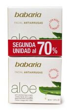 babaria Aloe Vera Antifaltencreme Doppelpack  2  x 50 ml (20,75 €/100ml)