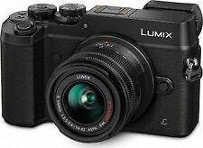 "Panasonic DMC GX8 K 14-42mm 20.3mp 3"" 4K Mirrorless Digital Camera New Agsbeagle"