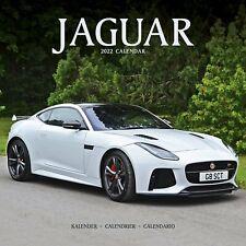 Jaguar Calendar 2022 Car Wall 15% OFF MULTI ORDERS!