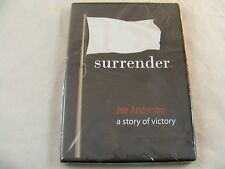 Surrender: Joe Anderson - A Story Of Victory (DVD) documentary christian NEW