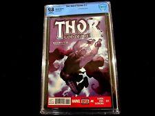 Thor God of Thunder #11 - CBCS (CGC) 9.8! Highest Graded!
