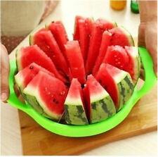 Creative Stainless Steel Watermelon Fruit Slicer Melon Cutter Knife Kitchen Tool