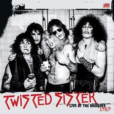 Twisted Sister - Live At The Marquee 1983 2x RED COLOURED vinyl LP NEW/SEALED