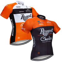 2021 Mens Summer Cycling Jersey Bike Riding Tops Clothing Shirt Short Sleeve New