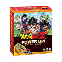 Factory Sealed Dragon Ball Z Power Up Board Game Age 8+ 3-6 Players NEW