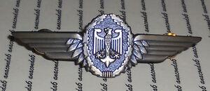 Bundeswehr Tätigkeitsabzeichen Metall Militärluftfahrzeugführer bronze ##470