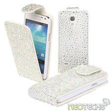 Cover e custodie brillante Per Samsung Galaxy S4 in pelle per cellulari e palmari
