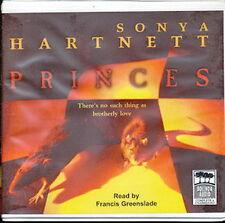 Audio book - Princes by Sonya Hartnett    -    CD