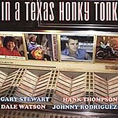 Various Artists : In a Texas Honky Tonk CD (2005)