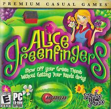 Alice Greenfingers PC Games Window 10 8 7 XP Computer farm farming simulator NEW