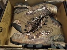 Red Wing Shoes Irish Setter Men's Deer Tracker Camouflage Hunting Boots Sz 10.5
