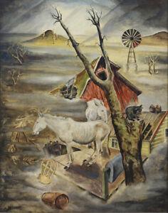 Joseph Paul Vorst Drifters On The Mississippi Canvas Print 16 x 20  #7745