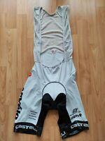 Castelli Cervélo Test Team Training Cycling Bib Shorts Kiss Chamois Size: S
