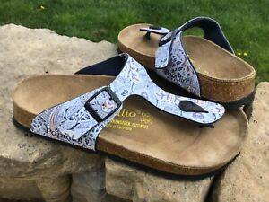 Women's size 6 BIRKENSTOCK PAPILLIO Flip flop sandals