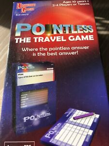 Pointless - The Travel Game