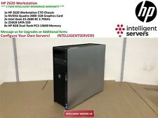 HP Z620 Workstation Intel Xeon E5-2680 2.70GHz 64GB RAM 256GB SSD Quadro 2000