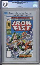 Marvel Milestone Edition Iron Fist # 14 CGC 9.8