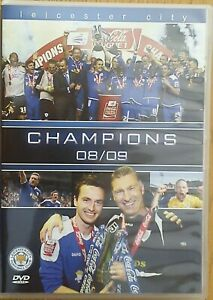 Leicester City FC - Champions: Season Review 2008/2009 (DVD, 2009)