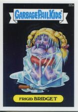 Garbage Pail Kids Chrome Series 1 Base Card 32a FRIGID BRIDGET