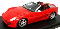 1:43 FUJIMI FERRARI 599 - SUPERB RESIN - NEW IN DISPLAY CASE - AWESOME!