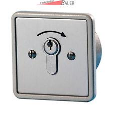 Schlüsselschalter UP 1seitig Garagentor Handsender
