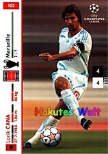 PANINI Champions League 2007/2008 07 08 Lorik Cana Nr.103 - Olympic Marseille