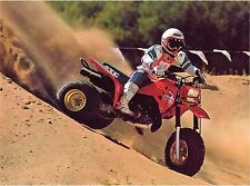 Honda ATC250r 3-wheeler 18 x 24 poster