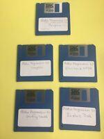 ALDUS PAGEMAKER 3.0 Adobe Illustrator88 Vintage Mac Software-3.5 Floppy Disk