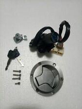 Kawasaki EX300 Ninja 300 13-17  Ignition Switch Gas Cap Cover Seat Lock Key Set