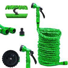 Grafner® Flexibler Gartenschlauch 7,5m - 45m dehnbarer Wasserschlauch Schlauch