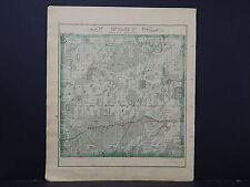 Wisconsin, Walworth County Map, 1873, Troy Township, Lulu and Booth's Lake M4#45