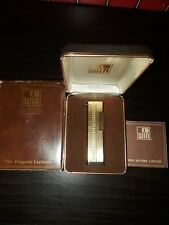 Vintage 1970's WIN Butane Lighter Very Clean in Box with Case and Instructions