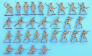 AIRFIX AUSTRALIAN INFANTRY - 1/32 scale - 29 figures - ANZACS