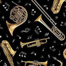 Elizabeths Studios Jazz laiton 100% Coton Tissu Patchwork Quilting