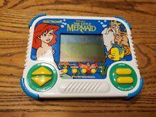 New ListingVintage 1990 The Little Mermaid Disney Handheld Game Tiger Electronics Works